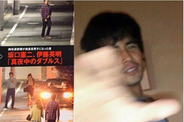 肇事逃逸,裸奔,不伦,私生子...日本明星那些黑历史...
