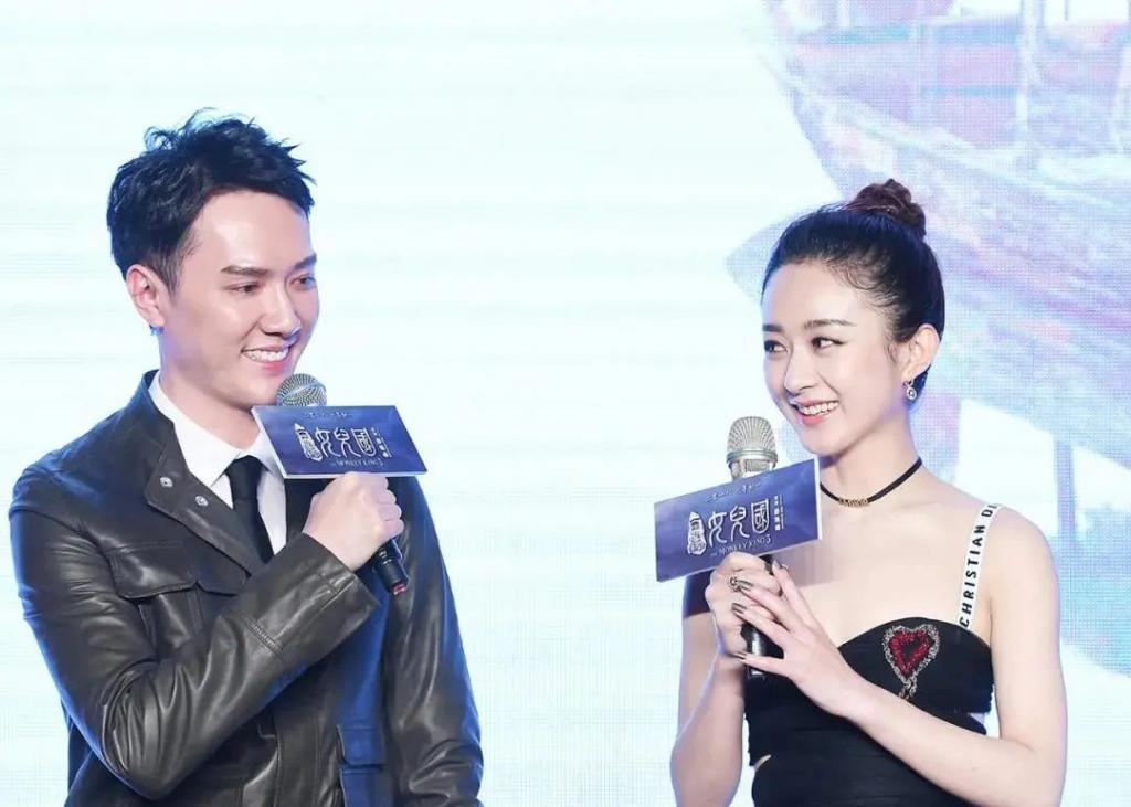 赵丽颖、冯绍峰离婚,一场「价值 10 亿」的分手?
